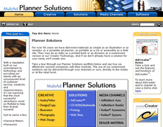 MultiAd Planner Solutions