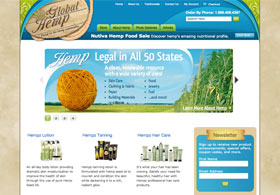 Global Hemp Website